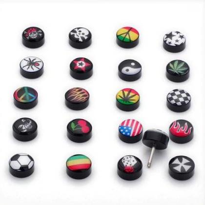Ear Plug Earring Gauges Stretching ..